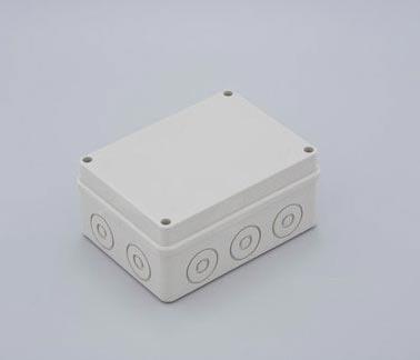 Короб распаечный ТУСО 67054 ОП без отверстий IP55 150х110х70 мм. 270214