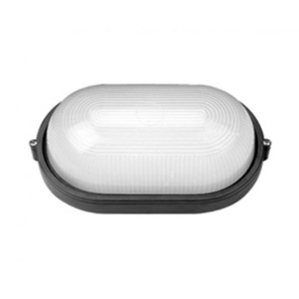 Светильник Navigator NBL-O1-60-E27 чёрный овальный открытый 94 810
