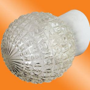 Светильник Элетех НББ 64-60-080 рассеиватель ёжик + наклонное основание (145)