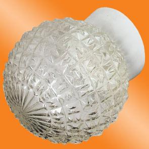 Светильник Элетех НББ 64-60-080 рассеиватель ёжик + прямое основание (149) (151)