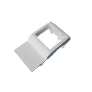 Рамка-суппорт  цвет белый под 2 мод. PDА-DN 150 VIVA DKC  VIVA