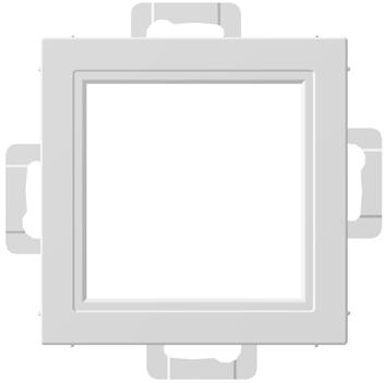 Адаптер  цвет белый (СП-51-18)45   Schneider Electric  Wessen45  SP-51-18