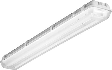 Светильник Световые Технологии ARCTIC пылевлагозащищенный 2х36W (PC/SMC) HF 1069000530