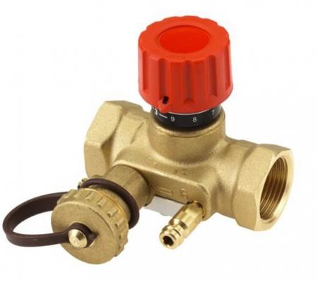 Клапан балансировочный USV-I ду 40